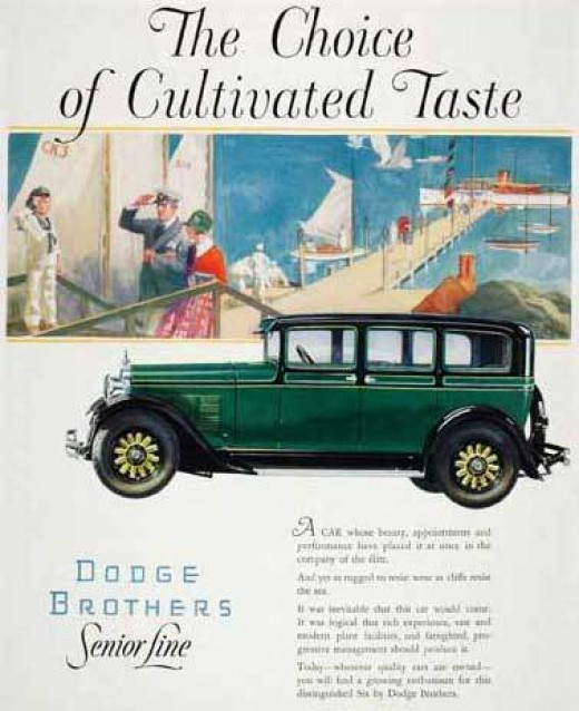 1927 Dodge Brothers Six