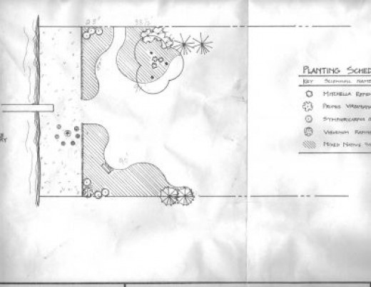 Creating a Lakescape - Draw Up A Plan and Prepare The Land