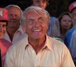Judge Smails (Ted Knight) -