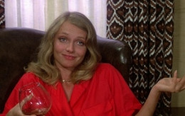 Lacey Underall (Cindy Morgan) -