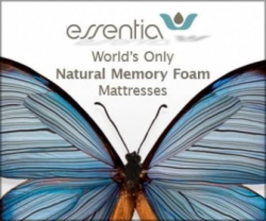 Natural Memory Foam Mattress