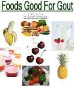 Foods Good For Gout