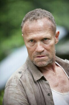 Michael Rooker as Merle