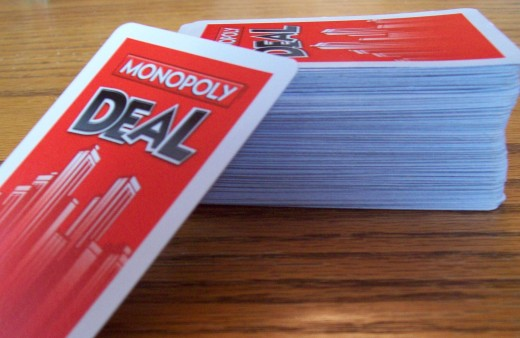 Monopoly Deal Cards