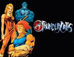 Retro Cartoon Thundercats