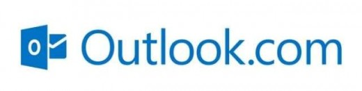 Outlook.com logo by Microsoft.