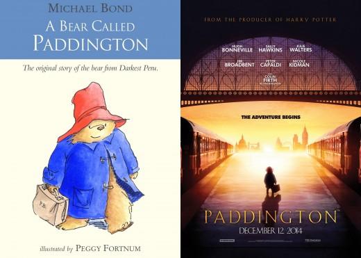 Paddington by Michael Bond; Paddington Poster