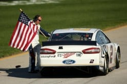 Keselowski makes a statement with Chicago win