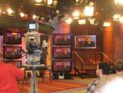 The Maury Povich Studio