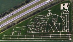 Indiana Corn Mazes