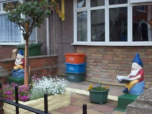 Grimsby Recycling Gnomes !!