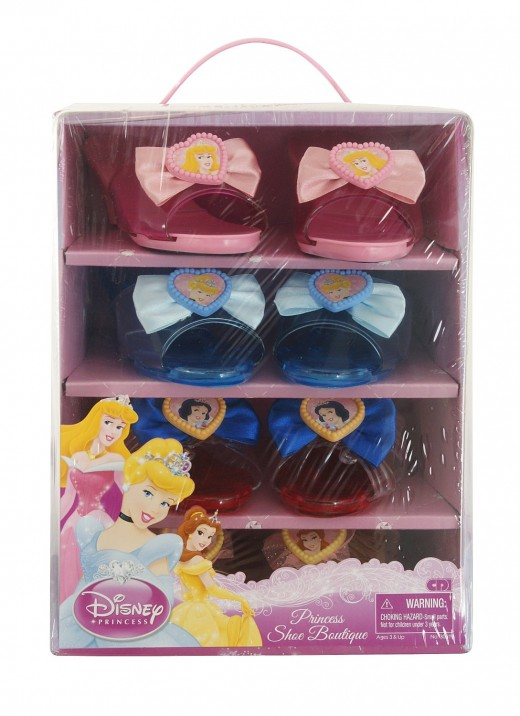 Disney Dress-Up Shoes