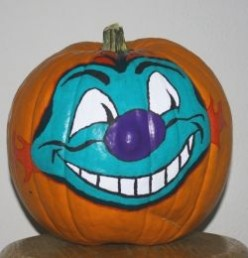 Pumpkin Painting is easy & fun with step by step guide