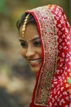 Indian Bindi