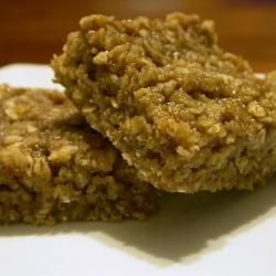 Mama Bee's Honey Flapjacks - The Hive Party