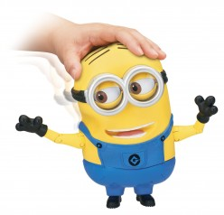 Despicable Me 2 Minion Dave Talking Action Figure