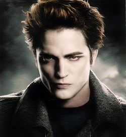Angry Edward Cullen