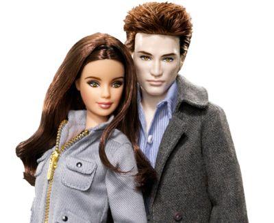 Edward and Bella Barbie Dolls