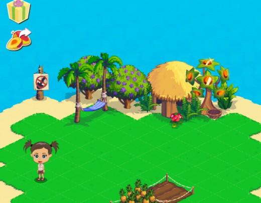Gem Tree on Treasure Isle