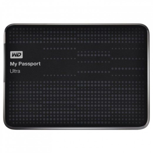 WD Backing Up Hard Drive