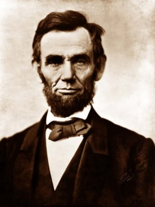 "#16 Abraham Lincoln: ""Vote Yourself A Farm. Don't Swap Horses In The Middle Of The Stream"""