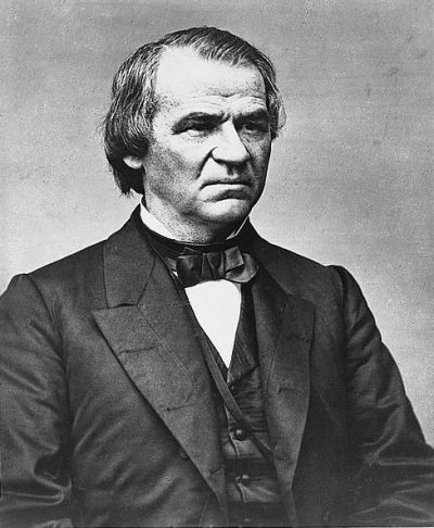 #17 Andrew Johnson: None.