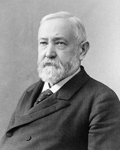 "#23 Benjamin Harrison: ""Rejuvenated Republicanism"""