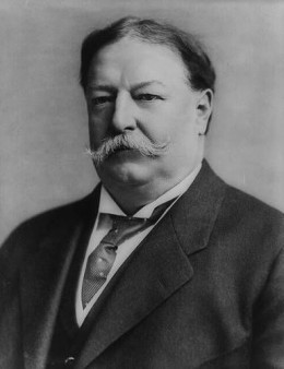#27 William Howard Taft: None.