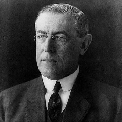"#28 Woodrow Wilson: ""He Kept Us Out of War."""