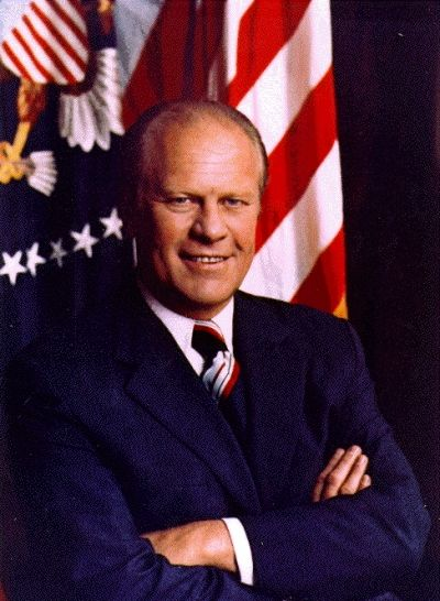 "#38 Gerald R. Ford: ""He's Making Us Proud Again."""