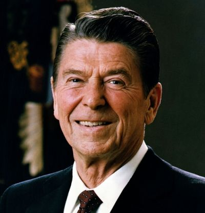 "#40 Ronald Reagan: ""Are You Better Off Than You Were Four Years Ago? It's Morning Again In America."""