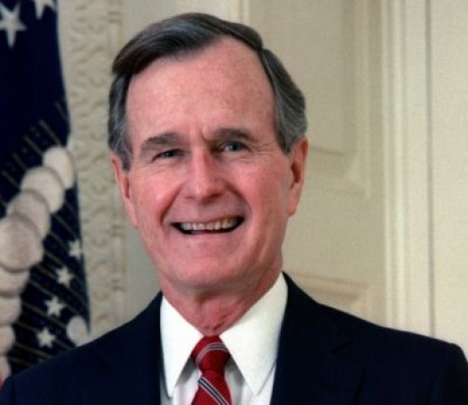 "#41 George H. W. Bush: ""Kinder, Gentler Nation."" Known for saying: ""Read My Lips, No New Taxes."""