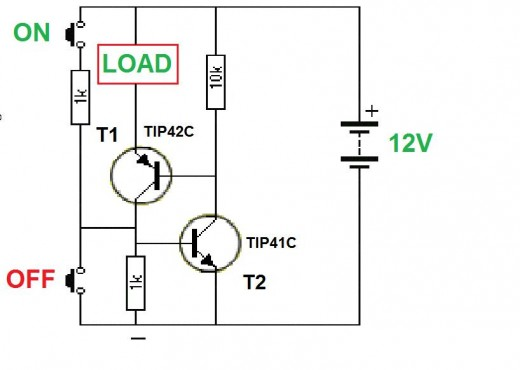 bipolar junction circuit  bjt  ideas