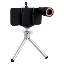 Cell Phone Accessories Camera 8x Zoom Lens and tripod
