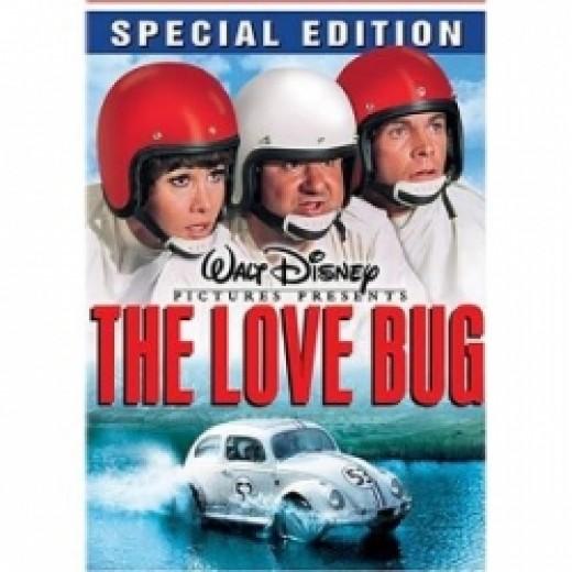 Car Movies - Herbie the Love Bug