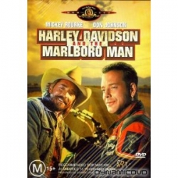 Motorcycle Movie - Harley Davidson and the Marlboro Man