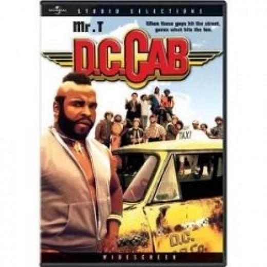 D.C. Cab - Car Movie