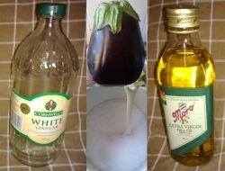 Ingredient for Melanzane Sott'Olio