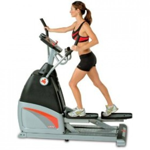 Ironman Elliptical Trainer