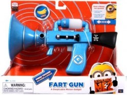 Minion Fart Blaster Toy Gun