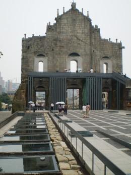 The ruins of Sao Paulo: Macau's iconic landmark