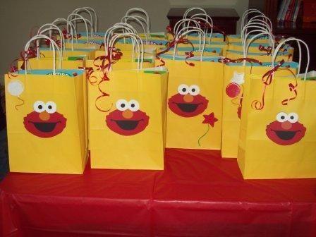 Cool Elmo Goodie Bags