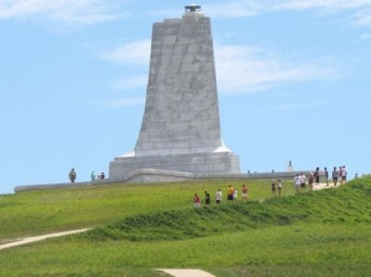 Wright Brothers Memorial, Kill Devil Hills