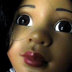 Magic Attic Doll