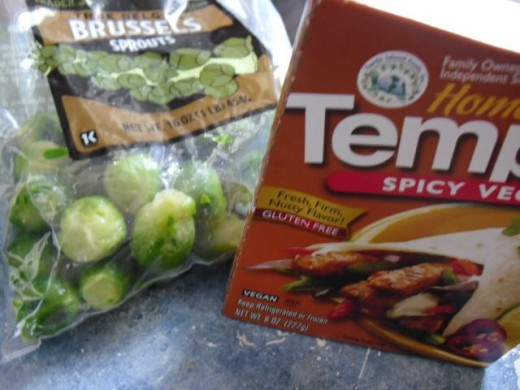 This tempeh is already marinated. For me, it's an occasional, when-on-sale treat.