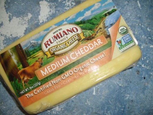Grass-fed cheese may be a healthier source of fat, but I've still got to watch the sodium... and the calcium.