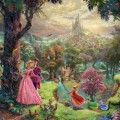 Thomas Kinkade Disney Dreams Collection