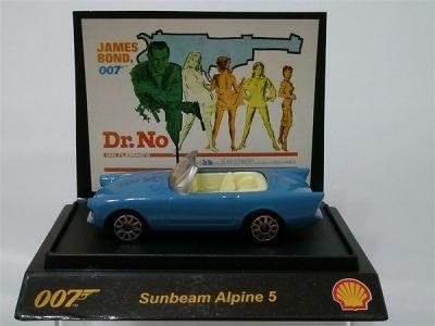 Sunbeam Alpine 5 - (courtesy of lihongsg)