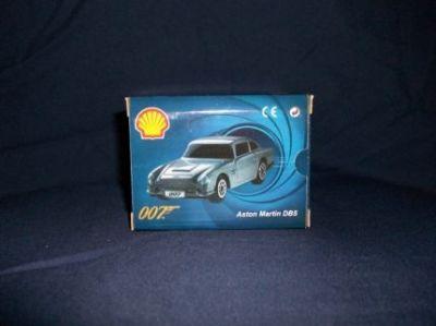 Aston Martin DB5 - Front Box View