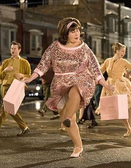 """Edna Turnblad (John Travolta) in """"Hairspray""""!"""